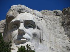Abe Lincoln, Mt Rushmore