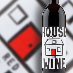 House Wine Red | World Market - WINE! My house burnt and we had to rebuild...I bought this bottle of wine and waited 5 months to drink it until the night we moved back in to celebrate! Good stuff! Aww...memories!