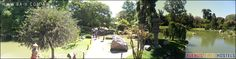 Another panoramic picture of Japanese Garden (Buenos Aires) / Otra panorámica del Jardín Japonés