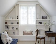 Attic Master Suite Design, Pictures, Remodel, Decor and Ideas - page 8