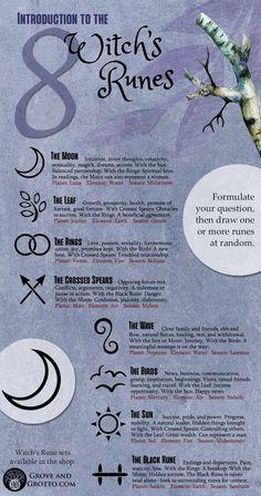 Witch's runes. Witch's runes. - Carmen Reichmann - Witch's runes. Witch's runes. Witch's runes. Witch's runes. Magick Spells, Wiccan Witch, Wicca Runes, Rune Divination, White Witch Spells, Wiccan Sabbats, Wiccan Magic, Norse Runes, Viking Runes