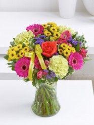 Vibrant New Baby Vase