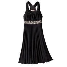 Speechless Accordion-Pleat Dress - Girls 7-16 $58.00