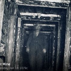 "Legend of Joe ""ghost"" on Ghost Mine. Owner Larry and Stacie Overman called in help."