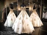 Ivory/Gold Ball Gown-Strapless-Sweetheart-116EC0160520 - Rsvp EC - Long Gown - Rsvp Prom and Pageant - 1