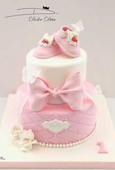 Baby cake 2019 Baby cake The post Baby cake 2019 appeared first on Baby Shower Diy. Tortas Baby Shower Niña, Gateau Baby Shower, Baby Shower Cupcake Toppers, Baby Girl Cakes, Baby Birthday Cakes, Baby First Birthday, Cake Baby, Birthday Kids, Girl Shower Cake