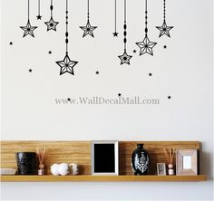 Twinkle Winter Wall Decals– WallDecalMall.com
