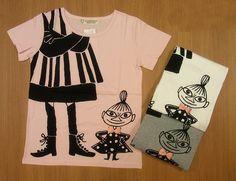 Moomin shirt!  size medium, grey would be awesome :)