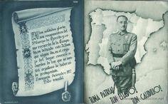 Militaria: LIBRO 52 PAG. DE - ESTAMPAS DE LA GUERRA CON MAS DE 214 FOTOS ALGUNAS INEDITAS EDIT. ZARAGOZA 1937 - Foto 2 - 50755806