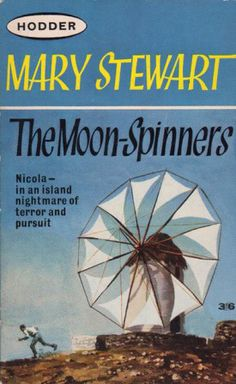 The Moonspinners/ Mary Stewart Crete Holiday, Books To Read, My Books, First Novel, Pulp Fiction, Romance Novels, Mary, Author, Romances