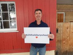 """Our #LOVEsoleburyschool 72-challenge continues with one of our fantastic parents, Chuck Fitton, whose daughter Veronica graduated in 2014.  """"Solebury laid the ground work for my daughter Veronica's success with Americorps."""" ---- Chuck Fitton (Parent of alumna Veronica '14) #LOVEsoleburyschool  http://www.solebury.org/giving/lovesoleburyschool/index.aspx"""