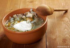 Kapustnica s mäsovými knedličkami Cabbage Soup, Sour Cream, Ecommerce, Wordpress, Sorrel Soup, Cooking, Ethnic Recipes, Food Fresh, Carrot