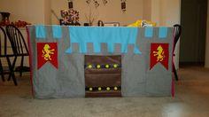 Tafelkleed fort playhouse van Noystersssssss op Etsy