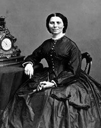 Clara Barton and a circle of acquaintances founded the American Red Cross in Washington, D.C. on May 21, 1881. Barton first heard of the Swiss-inspired International Red Cross Movement while visiting Europe following the Civil War. Returning home, she campaigned for an American Red Cross society and for ratification of the Geneva Convention protecting the war-injured, which the United States ratified in 1882.