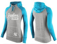 http://www.xjersey.com/yankees-grey-pullover-women-hoodie3.html YANKEES GREY PULLOVER WOMEN HOODIE3 Only 42.57€ , Free Shipping!