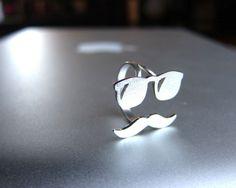 Estos anillos son la repera!
