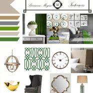 E Design Online Interior Services Digital Mood Boards
