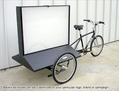 Main Street Pedicabs™ | The Billboard Bike™