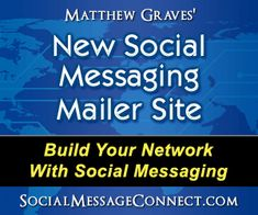 Social Message Connect - Build Your Network With Social Messaging