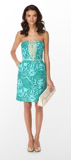 Lily Pulitzer Love this dress!!!