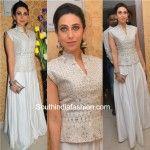 Karisma Kapoor in Anita Dongre at Heera Mart Launch