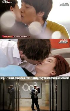 Emergency man and woman #kdrama