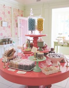 Miette in San Francisco. The sweetest and prettiest candy shop you'll ever find. They also sell cakes, cupcakes and other delicious treats.  Located in the Ferry Place Marketplace (#10) and 449 Octavia Street.