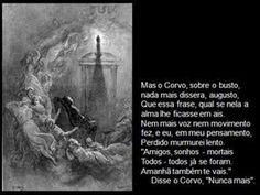 The Raven (O Corvo) - Edgar Allan Poe