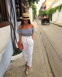 Cartagena outfit