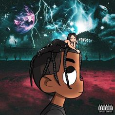 Travis Scott Art, Travis Scott Outfits, Kylie Travis, Lil Uzi Vert Cartoon, Dope Cartoon Art, Dope Cartoons, Travis Scott Iphone Wallpaper, Travis Scott Wallpapers, Anime Rapper