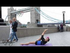 How to Do the Splits | Invade London