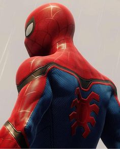 Check out the more photos from the set of Spider-Man: Far From Home offering a detailed look at the new Spider-Man suit from the sequel! Marvel Dc, Marvel Comics, Comics Spiderman, All Spiderman, Marvel Heroes, Marvel Characters, Anime Comics, Marvel Logo, Marvel Girls
