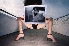Guy Bourdin | Charles Jourdan, Spring 1978 | The Violet Files | @violetgrey