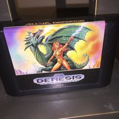 Shared by an_anti_hero_production #segagenesis #microhobbit (o) http://ift.tt/2pUwwrP of the best Genesis games ever made. #snes #genesis #retrogaming #megadrive #atari #n64 #sega  #retro #90s #80s #vintage #collecting #sega  #nintendo #nintendo64 #8bit ##16bit #playstation #xbox #history #art #segacd #gaming #gamer #raregames #mario #sonic