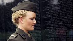 the girl came alive in war and he formal campaign died in war and she came to see him how his name was printed in war