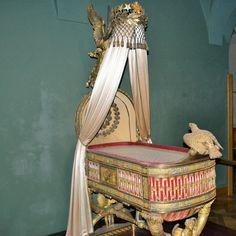 Krib van Franz Josef.  Keizer van Oostenrijk