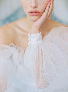 Bridal Gowns, Wedding Gowns, Belle Hairstyle, Fine Art Wedding Photography, Elegant Wedding Dress, Blue Wedding, Paris Wedding, Bridal Portraits, One Shoulder Wedding Dress