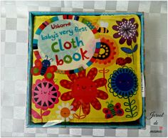 Baby`s very first cloth book