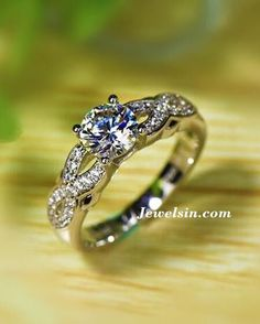 cheap lab diamond promise ring 2016 new http://www.jewelsin.com/p-2016-trendy-inexpensive-twist-band-sparkle-08ct-lab-diamond-engagement-ring-1443