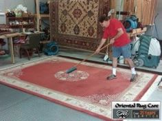 Area Rug Cleaning Palm Spring