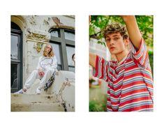 Nosense SS/19 Lookbook British Style Men, Carbon Copy, Mens Fashion Magazine, Ss, Spring Summer, Celebrities, Women, Celebs, Celebrity