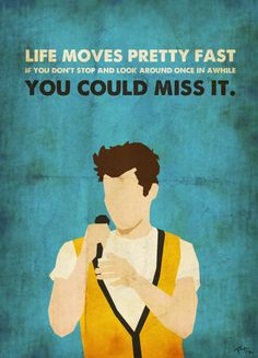 Love Ferris Bueller! #quote #saveferris