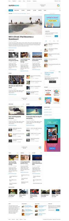 SuperNews WordPress Multipurpose eCommerce Theme - www.wpchats.com