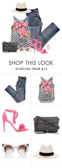 """Wailua"" by seafreak83 on Polyvore featuring Cheap Monday, Barcode Apparel, Alexandre Birman, Rebecca Minkoff, Thierry Lasry, rag & bone and Skagen"