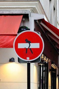 Paris 19 - rue des Pyrénées - street art    www.liberatingdivineconsciousness.com
