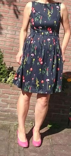 June jurk van la maison victor by moredresses4me.blogspot.nl