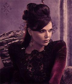 Queen Regina - the-evil-queen-regina-mills Fan Art