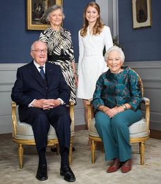 Princess Elisabeth, Duchess of Brabant is the eldest of King Philippe and Queen Mathilde. Casa Real, Royal Family News, Royal Families, Amor Real, Palais Royal, Crown Princess Victoria, Princess Elizabeth, Elisabeth, Royals