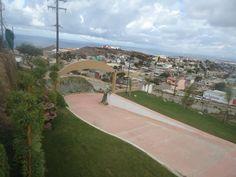 vista desde #Jardín de Fiestas Calypso Gardens