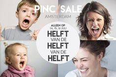 Leegverkoop Magazijn Pinc Sale -- Amsterdam -- 14/07-16/07